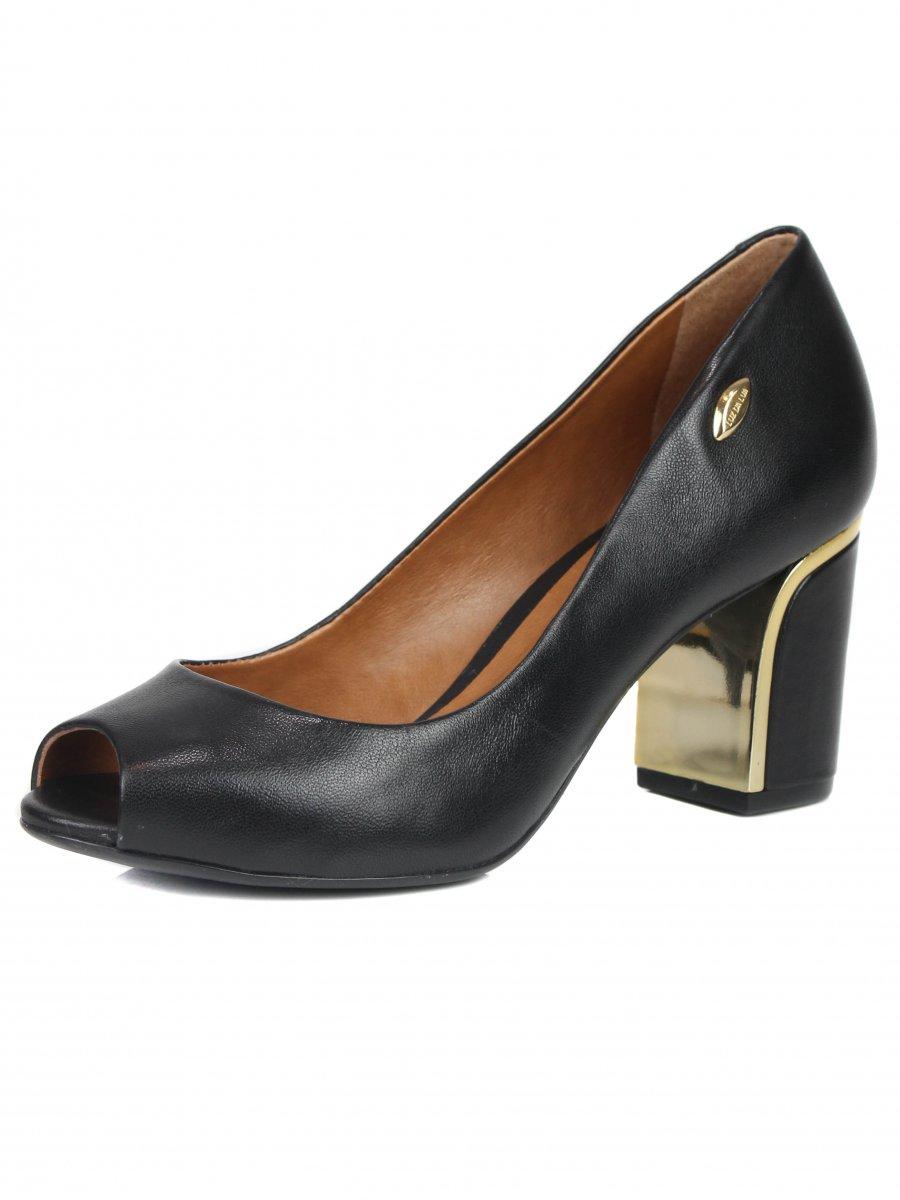 b11526308 Sapato Peep Toe Luz da Lua Milano s54117v28 | Vivere Store