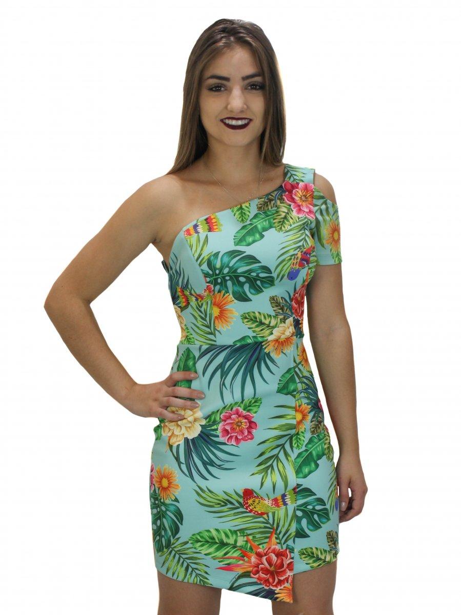 de1ac634b Vestido Curto Colcci Estampa Floral | Vivere Store