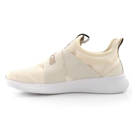 Tênis Feminino Adidas Puremotion OFF WHITE Com o Melhor
