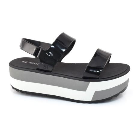 Sandália Plataforma Zaxy Slash