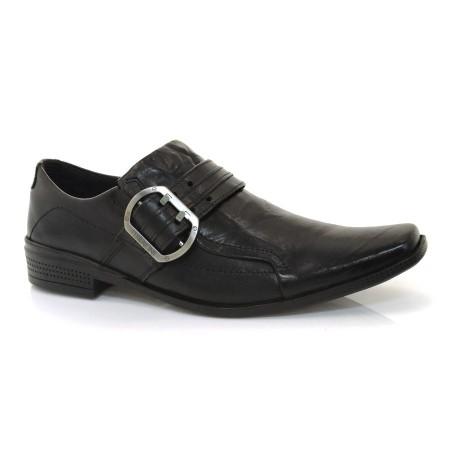 Sapato Social De Couro Ferracini