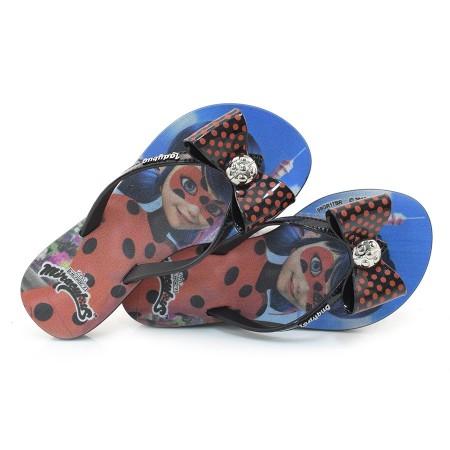 Chinelo Infantil Ladybug Pettit