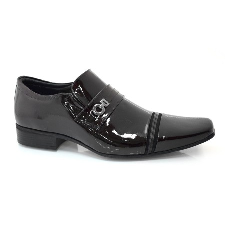 Sapato Social De Couro Jota Pe Flex Feet