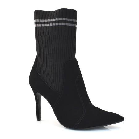 Sock Boots De Salto Alto Bebecê