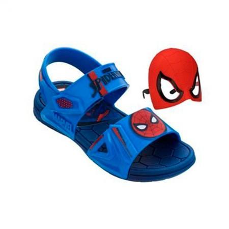 Papete Infantil Marvel Hero + Brinde