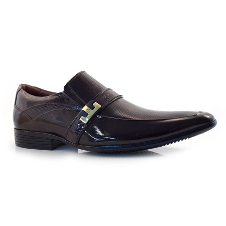 Sapato Social De Couro Gofer