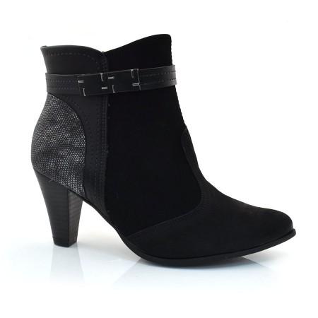 Ankle Boots De Salto Alto Ramarim