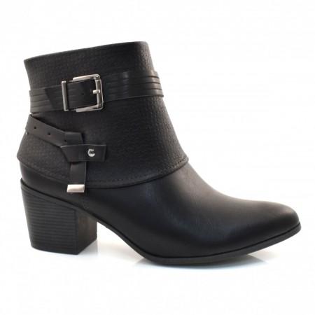 Ankle Boots De Salto Baxio Ramarim