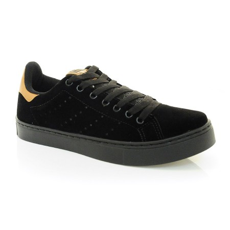 Tênis Casual Black Free