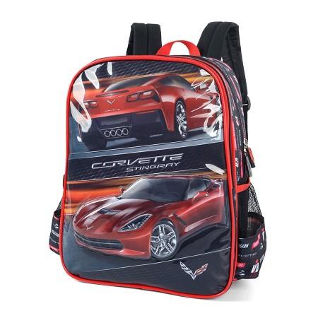 Mochila Infantil Luxcel Corvette