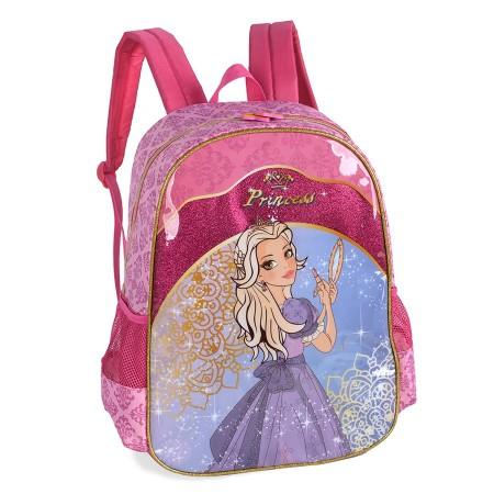 Mochila Infantil Luxcel Princess