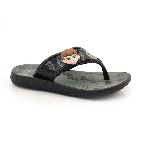 Chinelo Infantil Ben 10 Omni Power