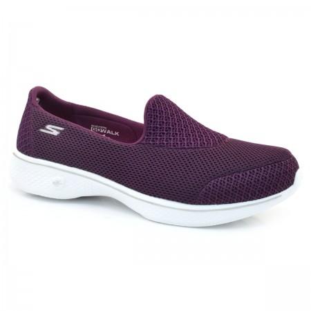 Tênis Feminino Skechers Go Walk 4