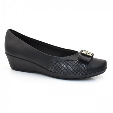 Sapato Anabela Feminino Piccadilly