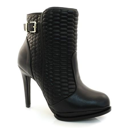 Ankle Boots Feminino Vizzano