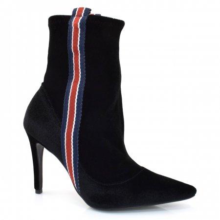Ankle Boots De Salto Alto Suzzara