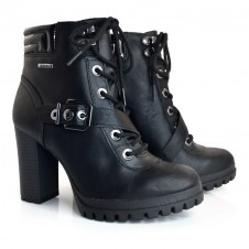 Imagem - Ankle Boots De Salto Bloco Dakota cód: 0000008221025