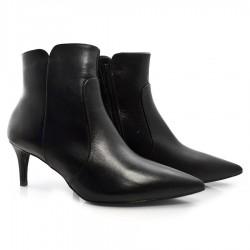 Imagem - Ankle Boots De Couro Suzzara cód: 0000008421050