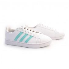 Imagem - Tênis Branco Feminino Adidas Grand Court cód: 0000014220098