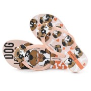 Chinelo Infantil Ipanema Dog Mania