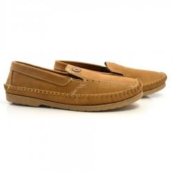 Imagem - Sapatilha Masculina De Couro Silver Shoes cód: 0000018220117