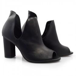 Imagem - Ankle Boots De Couro Suzzara cód: 0000025021042