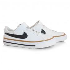 Imagem - Tênis Infantil Nike Court Legacy cód: 0000027121023