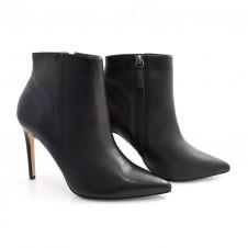 Imagem - Ankle Boots De Couro E Salto Alto Suzzara cód: 0000032620061