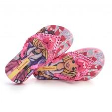 Imagem - Chinelo Infantil Barbie Princesa cód: 0000039420091