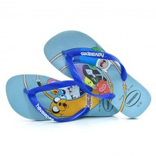 Chinelo Havaianas Adventure Time