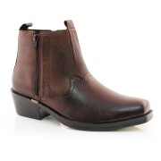 Bota Masculina Ferracini De Couro New Country