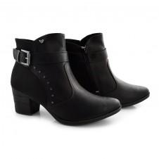 Imagem - Ankle Boots De Salto Baixo Mississipi cód: 0000057820033