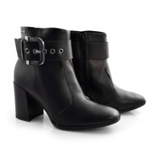 Imagem - Ankle Boots De Couro Dakota cód: 0000060320032