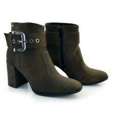 Imagem - Ankle Boots De Couro Dakota cód: 0000060820037