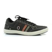 Imagem - Sapatênis Ped Shoes Sollu 0000061816077 PRETO/CZA/VERM A