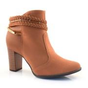 Imagem - Ankle Boots De Salto Bloco Mississipi cód: 0000067319060