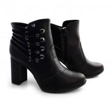 Imagem - Ankle Boots De Salto Alto Mississipi cód: 0000112420031