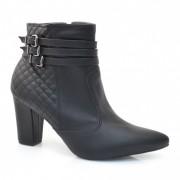 Imagem - Ankle Boots De Salto Alto Laserena cód: 0000122218048