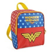 Lancheira Escolar Infantil Luxcel Wonder Woman