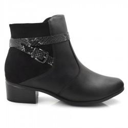 Imagem - Ankle Boots Feminino Comfortflex cód: 0000124721072