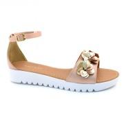 Sandália Flatform Lacolly