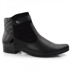 Imagem - Ankle Boots Feminino Comfortflex cód: 0000126721070