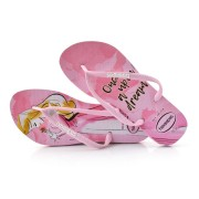 Chinelo Havaianas Slim Disney Princess