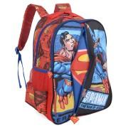 Mochila Infantil Luxcel Super Man
