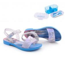 Imagem - Sandalia Infantil Frozen + Brinde cód: 0000157719121