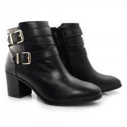 Imagem - Ankle Boots De Couro Suzzara cód: 0000159821051