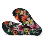 Imagem - Chinelo Havaianas Slim Floral cód: 0000161719070