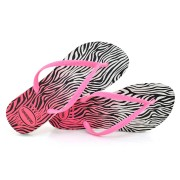 Chinelo Havaianas Feminino Slim Animals