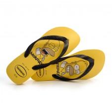 Imagem - Chinelo Havaianas Simpsons cód: 0000176220097