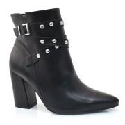 Imagem - Ankle Boots De Salto Alto Via Marte cód: 0000183718044